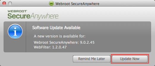 Webroot SecureAnywhere Support